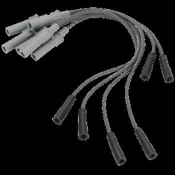 Transparent Spark Plug Wires - All Wiring Diagram And Wire Schematics