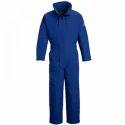 Blue Industrial Worker Uniform