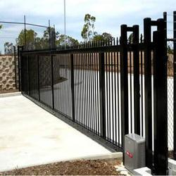 Motorized Gates for Offices