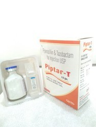 Piperacillin And Tazobactam Injection