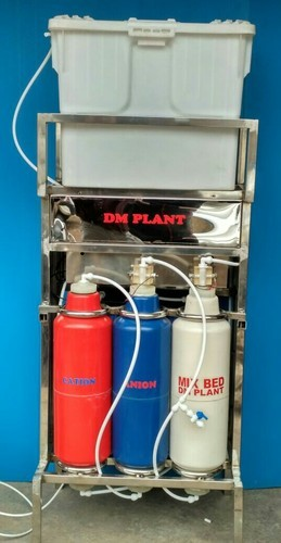 Demineralized Water Plant Demineralized Water System