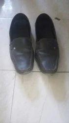 Mens Laceless Dress Shoes