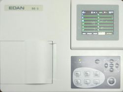 EDAN SE-3 4 ECG Channel Machine