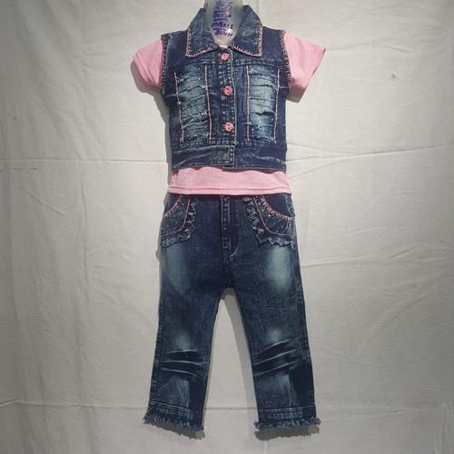 Boys Capri Suit For Girls