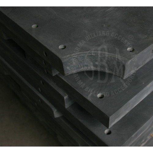 Black SBA Banglore Table Slate Stone 05