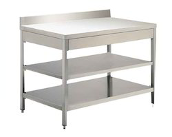 Supreme Stainless Steel Catering Table