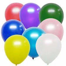 Latex Balloons, लेटेक्स बैलून, लेटेक्स वाले गुब्बारे, लेटेक्स बलून - Hatimi  Papers, Pune | ID: 11850689433
