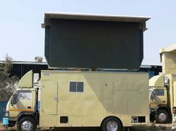 Truck mounted LED Screen, Truck mounted LED Display, Truck M