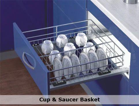 Modular Kitchen Accessories Sleek Brand Kitchen Basket