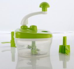 Plastic Chop & Churn