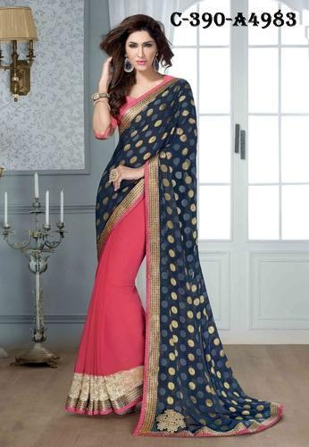 be884abe68 Beautiful Designer Sarees, Party Wear Saree - Fancy Collection ...