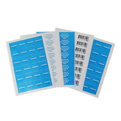 5e2337d9143 Industrial Labels - Polycarbonate Stickers Manufacturer from Thane