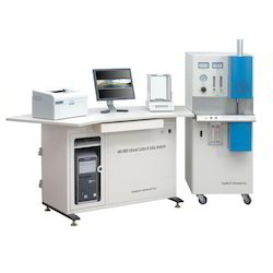 Carbon Sulfur Analyzer