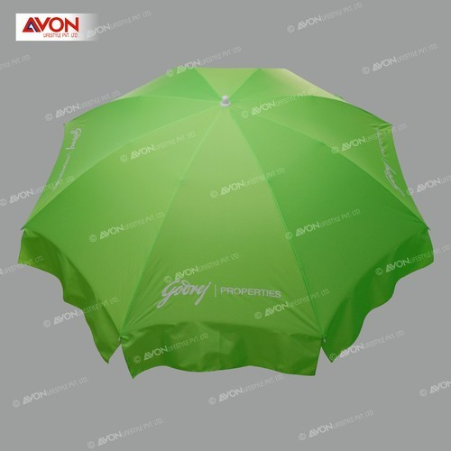 Green Godrej Patio Sun Umbrellas, Size: 42 Inch