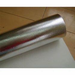 Double Side Aluminum Fiberglass Fabric