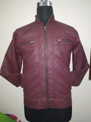 Men Lether Jacket
