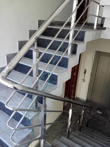 Stainless Steel Stair स्टेनलेस स्टील स्टेयर At Rs 750