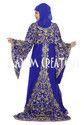 Moroccan Khaleeji Thobe Niqah Gown