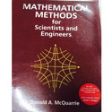 Mathematical Methods For Scientists And Engineers Book