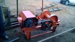 Railway Hand Plunger Machine