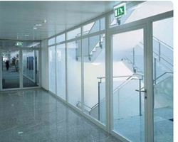 Aluminum And Glass Fabrication