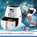 Mini 3D Sublimation Machine - Mini 3D Vacumm Press Machine