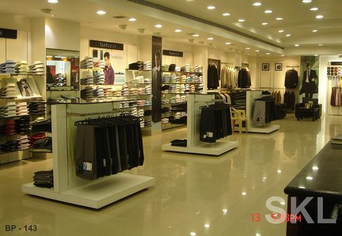 Readymade Showroom Interiors Interior Decoration Manufacturer From