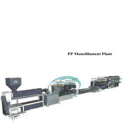 PP Monofilament Plant