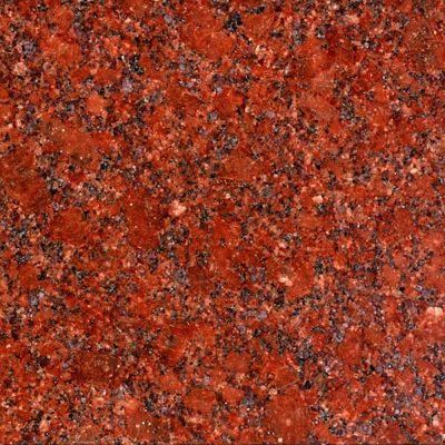 Gem Red Polished Granite