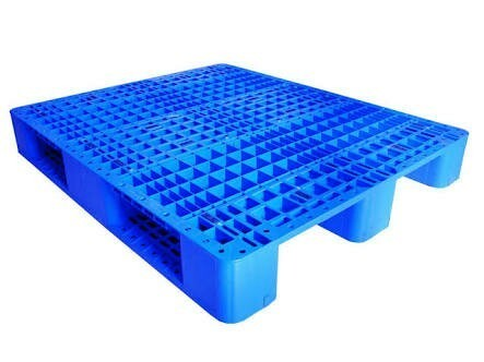 Blue Plastic Pallets, Capacity: 500 - 3000 Kgs, Rs 3300 /unit MGN Fab Tech Engineers ID: 17749860473