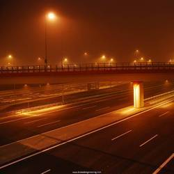 National Highways Lighting Pole