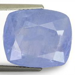 8.4 Carats Blue Sapphire