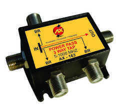 Three Way Dir Coupler Power Pass