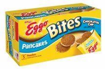 Eggo Bites Pancakes - Chocolatey Chip From Kelloggs