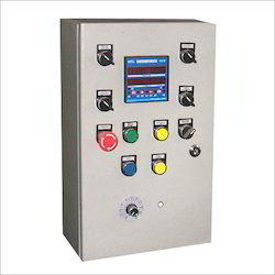 Three Phase Boiler Control Panels, For Boilers, For Industrial