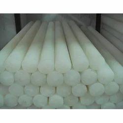 Parshwa Polymer White Polypropylene Rods, Size: 4' x 8'