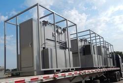 Skid Base Package Substations Transformer
