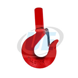 UTKAL Shank Hook, Size/Capacity: 1 Ton To 15 Ton, For Construction