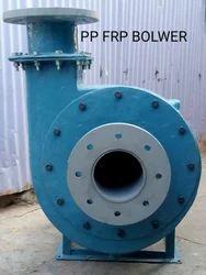 PP FRP Blower