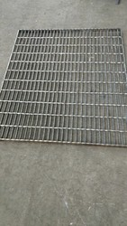 SS Gratings Antiskid Serrated