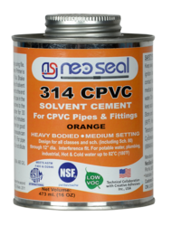 Heavy Bodied - Industrial Solvent Cement