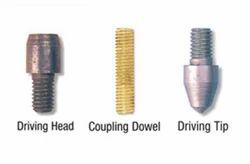 Solid Copper Earth Rod - Accessories