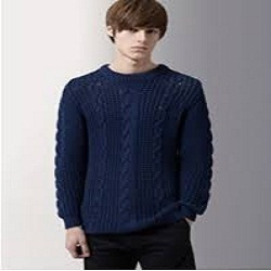 Knitted Mens Wear