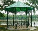 Cast Iron Gazebo
