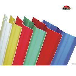 Color Coated Corrugated Roofing Sheet, For Residential