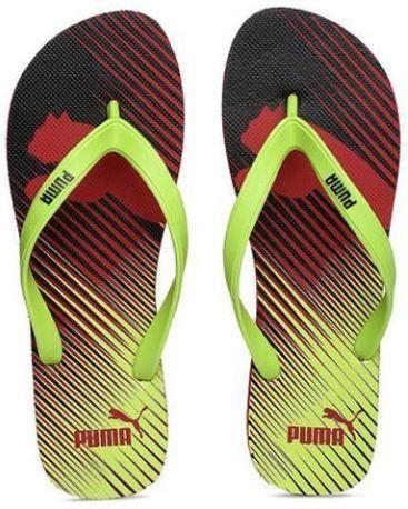 Flipflops - Puma Sabor Black Sunny Lime Flip Flops Retailer from ... 85a7eb3cc