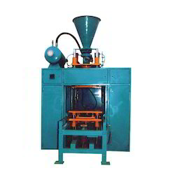 Electrical Cold Box Core Shooter Machine