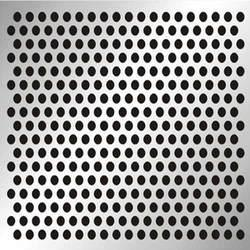 Industrial Steel Perforated Sheets