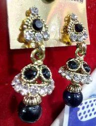 Jhumki -circle Shape Earrings