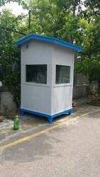 Guard Cabin 4 x4x8